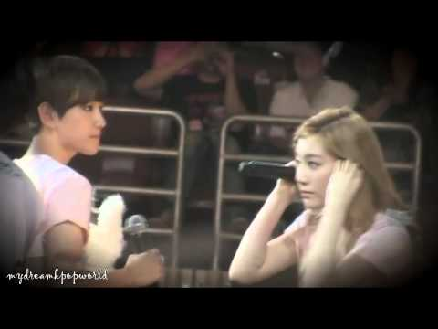 BaekYeon - The Reason Why Opposites Attract ♥ (TaeYeon & Baekhyun Couple)