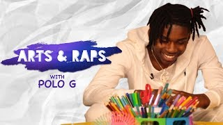 Polo G Answers Kids' Questions   Arts & Raps   All Def