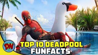 Deadpool: Top 10 Behind The Scenes Fun Facts | DesiNerd