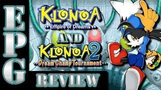 EPG Review: Klonoa: Empire of Dreams and 2: Dream Champ Tournament (GBA)
