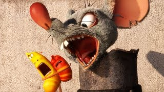 LARVA - MOUSE TRAP   Cartoon Movie   Cartoons For Children   Larva Cartoon   LARVA Official