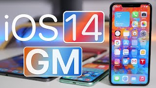iOS 14 GM is Out! - What's New?