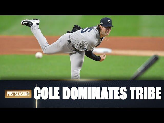 MLB/王牌Cole狂飆13K 法官開轟助洋基旗開得勝