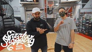 PARODY: Yeezy Busta Goes Sneaker Shopping