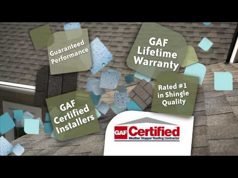 Exterior Source GAF Roofing