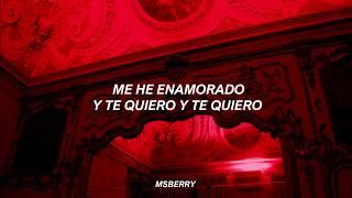 【 Me Quedo Contigo 】- Rosalía