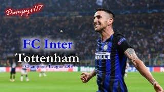 Inter - Tottenham 2-1 (TREVISANI) 2018