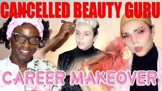 CANCELLED CAREER MAKEOVER ft. THOMAS HALBERT