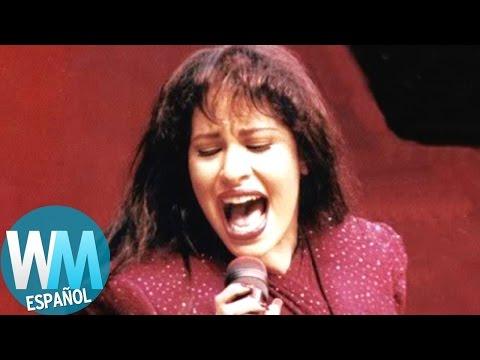¡Top 10 Canciones de SELENA!