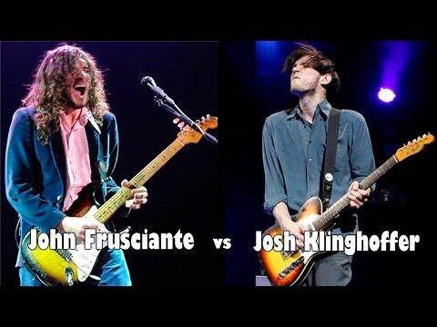 Baixar Josh Klinghoffer vs John Frusciante