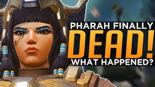Overwatch: Pharah is Finally DEAD! - What Happened? - YouTube
