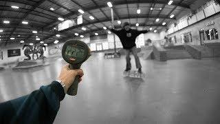 How Fast Can Duncan Byrnes Primo Slide?!