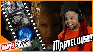 Marvel Studios Celebrates The Movies Reaction & Review (I'm Ready Baby!!!)
