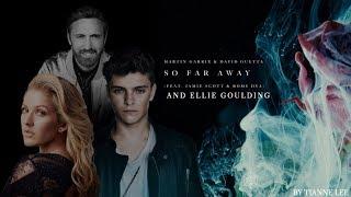 Martin Garrix & David Guetta - So Far Away ft. Ellie Goulding and Romy Dya