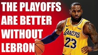 Flagrant 2: The Playoffs Are Better Without Lebron James