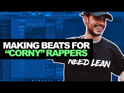 MAKING FIRE BEATS FOR CORNY RAPPERS | Making a Russ Type Beat From Scratch FL Studio