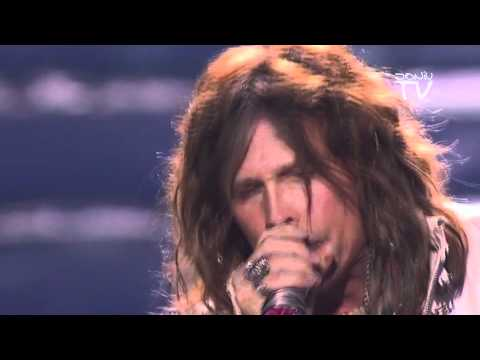 Steven Tyler (Aerosmith) - DREAM ON - live on American Idol - HD ...