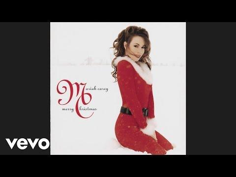 Mariah Carey - Silent Night (audio) (Digital Video)