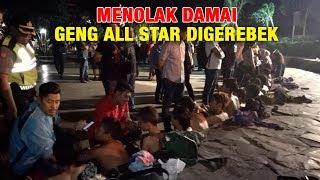 Hendak Serang Kampung Jawara, Geng ALL STAR Digerebek Polrestabes Surabaya