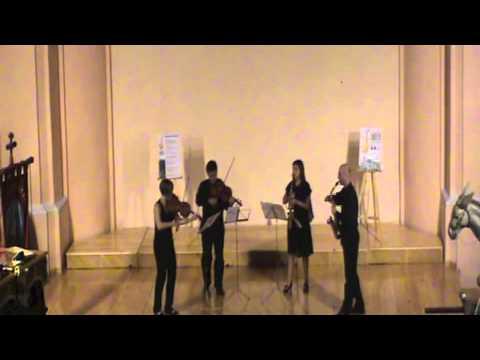 Zavasax con María Moros y Alberto Romero - Concierto nº 2 byTelemann