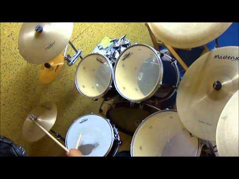 flumpool 星に願いを ドラムで叩いてみたパート2
