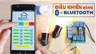Dùng smartphone bật bluetooth điều khiển 10 thiết bị từ xa AE nghĩ sao?
