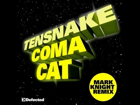 Tensnake - Coma Cat (Mark Knight Remix)
