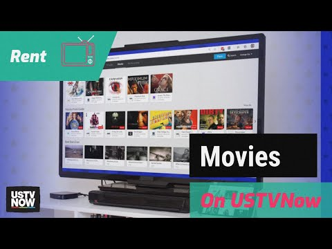 Rent Movies on USTVnow