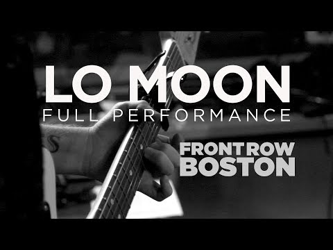 Lo Moon – Live at WERS (Full Set)