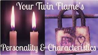 Pick a card reading 🌹 YOUR TWIN FLAME'S PERSONALITY & CHARACTERISTICS 🌹