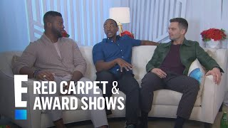 """Anthony Mackie Didn't Know Winston Duke Was in """"Infinity War""""?! 