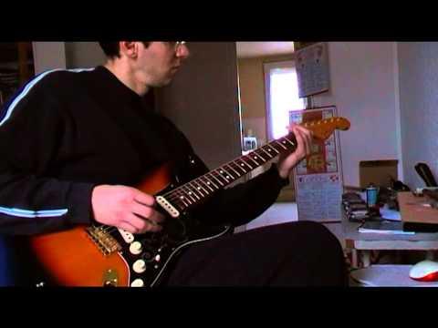 STEVIE RAY VAUGHAN Stratocaster 1995 Fender Signature