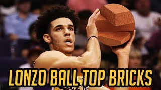 Lonzo Ball Top Bricks 2017