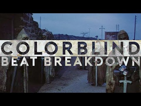 Getter Beat Breakdown: Colorblind