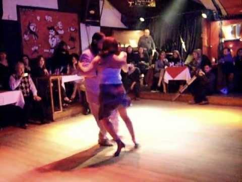 Andrés Laza Moreno & Samantha Dispari 3 - Milonga