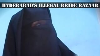 HLT - Hyderabad girl forced to marry 6 times in 2 years