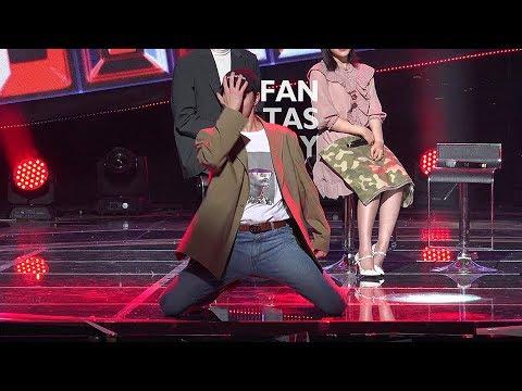 171210 비정규직 아이돌 쇼케이스 Fantasy 권현빈