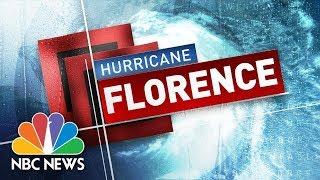 Pentagon Briefing On Hurricane Florence Preparations   NBC News