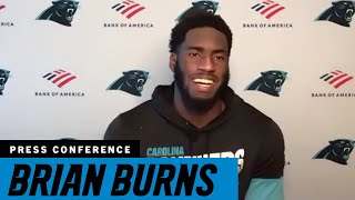 Brian Burns ready to excel in sophomore season