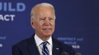 Joe Biden campaigns in Durham, North Carolina
