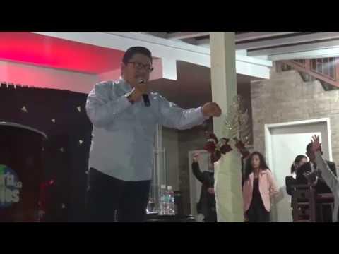 NOCHE PROFETICA CON EL PROFETA DAVID NAVARRO - IGLESIA LA GLORIA ES DE DIOS