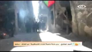 لقاء فرقة عاصمة الشتات على محطة فلسطين اليوم