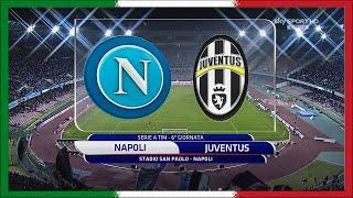 Serie A 2015-16, g06, Napoli - Juventus (IT)