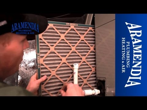 How to Change a Furnace Filter | Aramendia Plumber Heating & Air