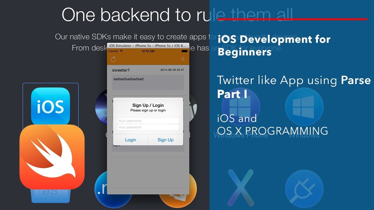 Best ios app development on windows tutorial dev community.