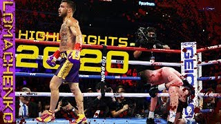 Vasyl Lomachenko Highlights /Knockouts 2020