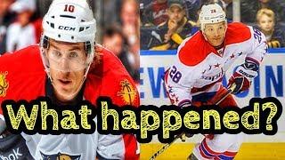 NHL Stars That Got TERRIBLE Fast