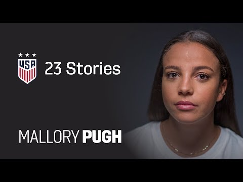 One Nation. One Team. 23 Stories: Mal Pugh