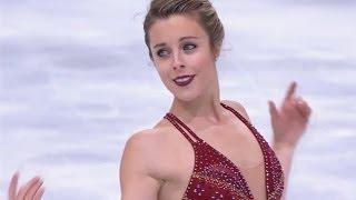 Ashley Wagner wins 2013 Trophee Bompard - Universal Sports