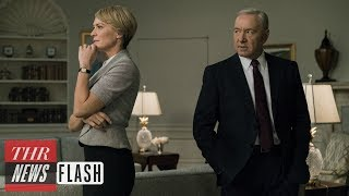'House of Cards': Production to Resume in 2018 Without Kevin Spacey | THR News Flash